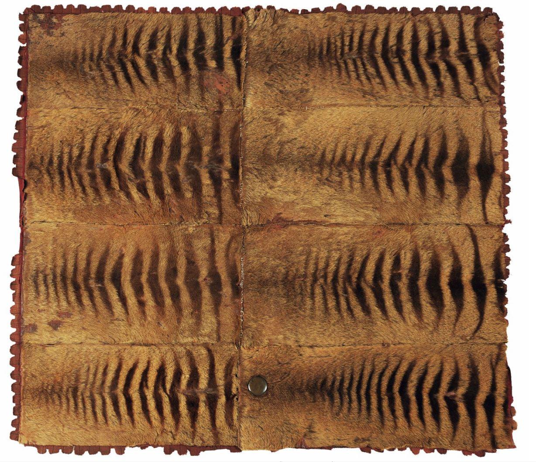 Buggy rug, c. 1903, Robert David Stephenson.